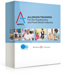 Allergen Training Basics Program for the Foodservice and Food Retail Industry